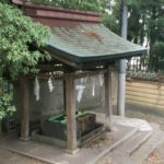 【神社の作法】神社で手を洗う(清める)作法を知る(手水舎)