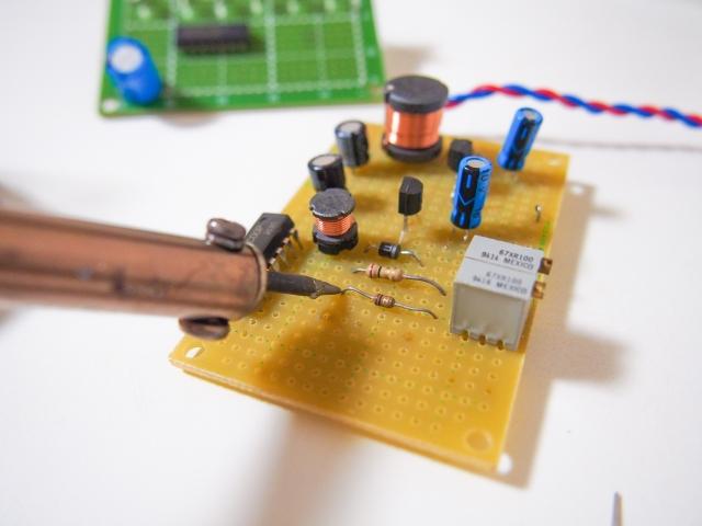 充電回路とスマホのバッテリー