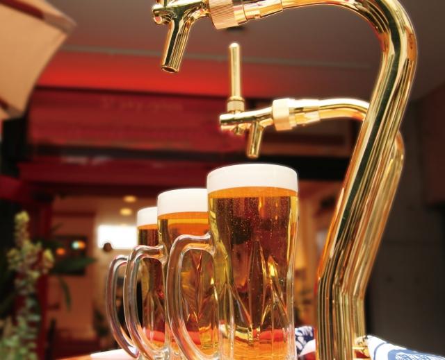 ビールの半分は税金