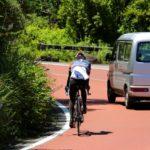 自転車は左側通行で車道を走らないと罰金5万円