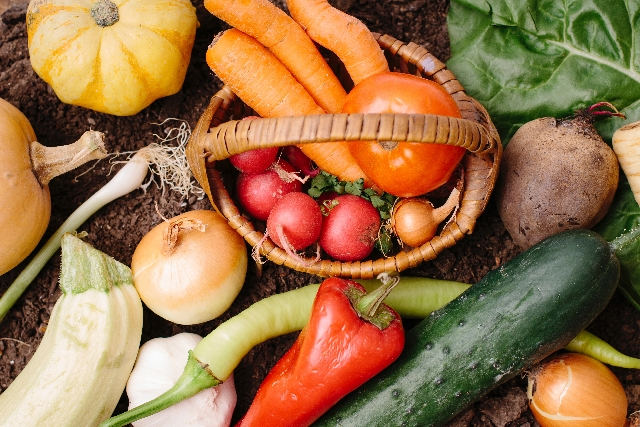 野菜のアクの正体