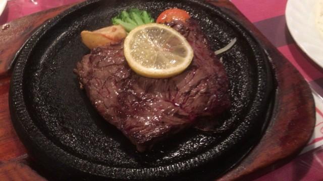 ステーキは太らない食材